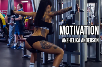 Anzhelika Anderson motivation fitness