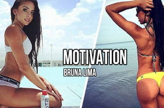 bruna lima motivation fitness